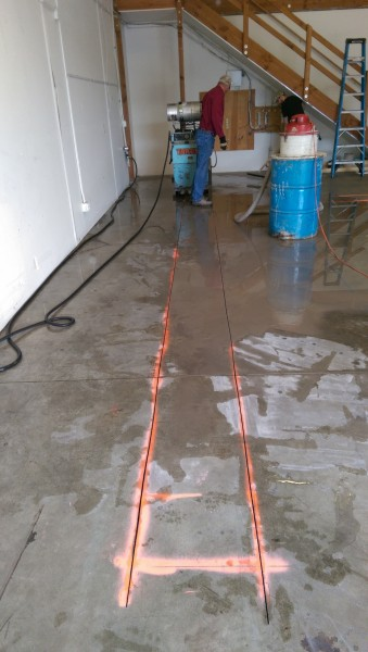 Trench Drain Installation Jireh Industrial Services